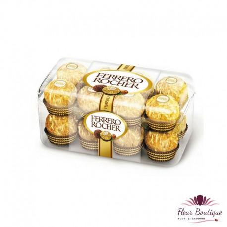 Praline ciocolata Ferrero Rocher 16 buc