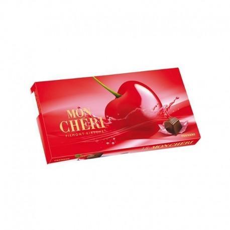 Praline de ciocolata cu lichior si cireasa
