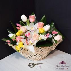 Cos mixt de flori