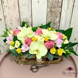 "Aranjament Floral ""December"""