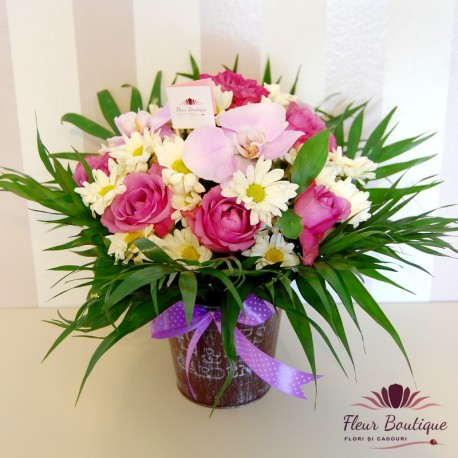 Aranjament floral Aniversare