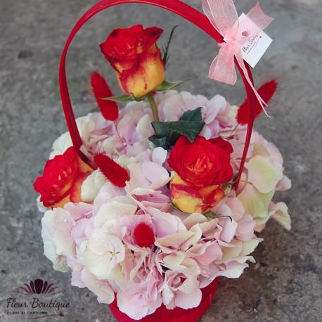 Cos floral Gingasie CF044