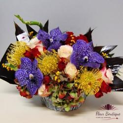 Cos floral Protea CF048
