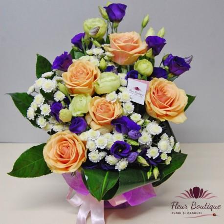 Aranjament floral Surpriza AF019