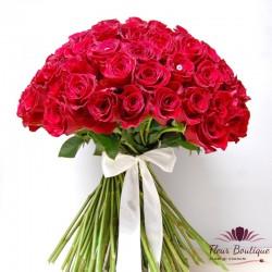 Buchet 101 trandafiri HOT PASSION BF040