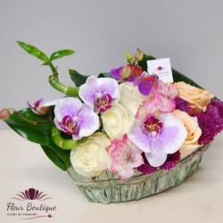 Cos floral Cu Dragoste CF054