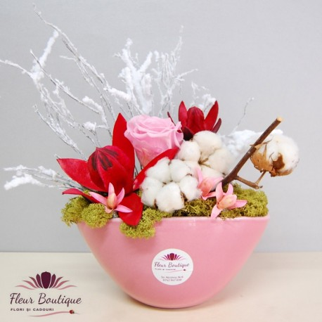 Aranjament floral Desire AFS023