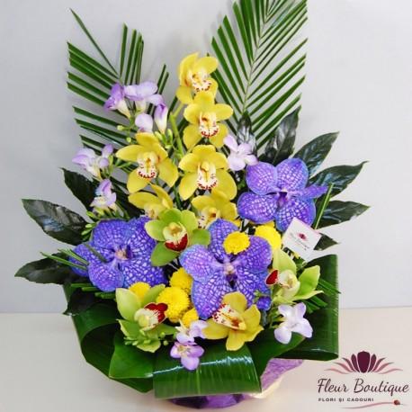 Aranjament floral Exotic AF023
