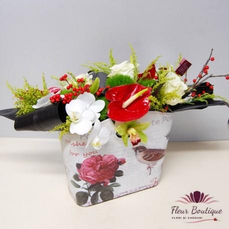 Aranjament floral Sophisticated AF025