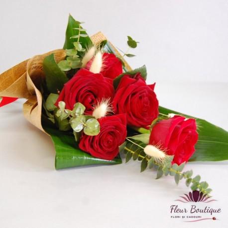 Buchet de trandafiri BF006