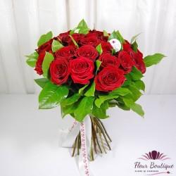 Buchet 27 trandafiri trandafiri rosii BF089
