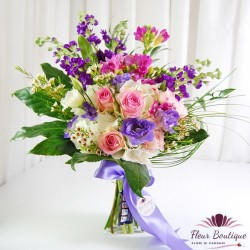 Buchet Purple & Wild BF093