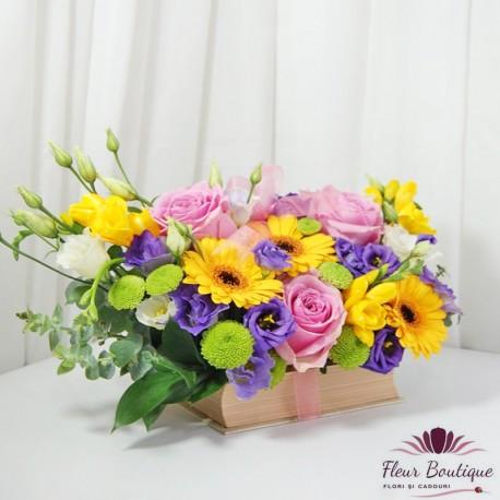 Carte cu flori Summer Dream CTF 036