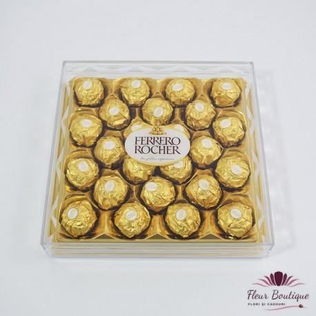 Praline ciocolata Ferrero Rocher 24 buc